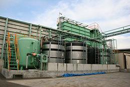 環境にも配慮!全自動排水処理装置で排水リサイクルを実現しました